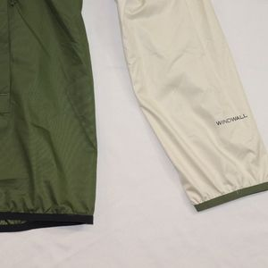 f39136b62 Four Leaf Clover Green / White North Face Fanorak! Boutique
